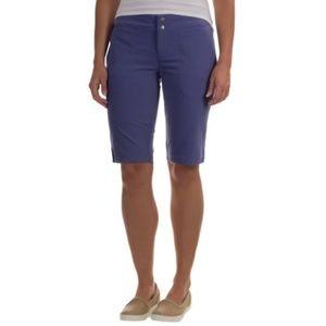 NWOT Columbia Women's Omni-Shield Bermuda Shorts